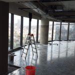 Çelik plakaların arasına beton dolgu yapılarak üretilen Beton Özlü Paneller, iki zemin arasındaki boşluğa yerleştirilir.
